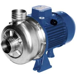 Image That Shows An Open Impeller Pump